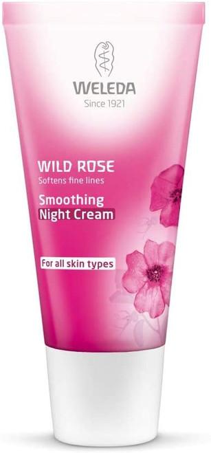 Weleda Organic Wild Rose Smoothing Night Cream-30 ml