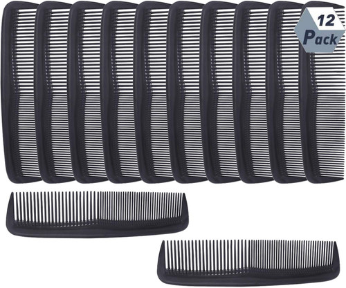 12 PCS Hair Combs Set for Women and Men