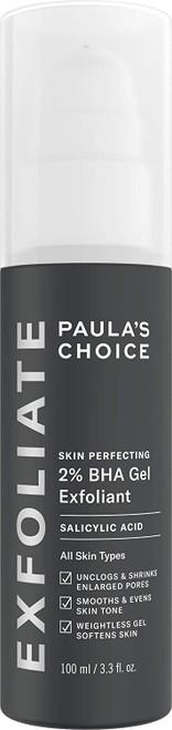 Paula's Choice Skin Perfecting 2% BHA Gel Exfoliant-100ml