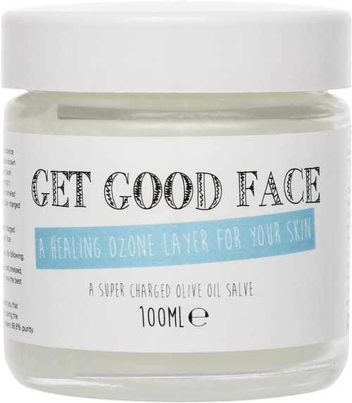 Get Good Face Ozonated Organic Olive Oil-100ml