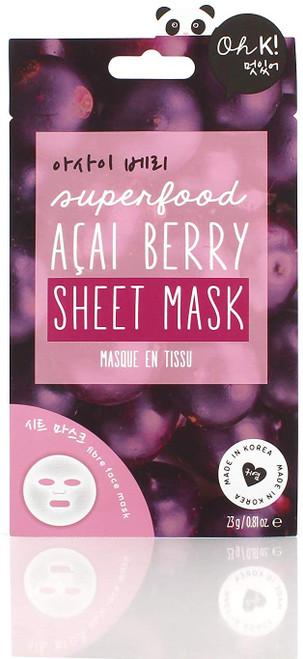Oh K! Acai Sheet Mask