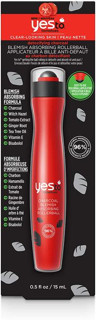 Yes To Tomatoes Detoxifying Charcoal Spot Blemish Treatment