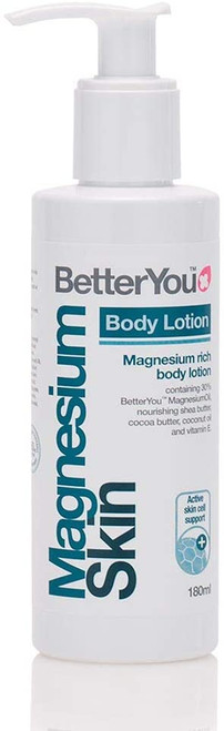 BetterYou Magnesium Healthy Skin Glow Body Lotion - 180ml