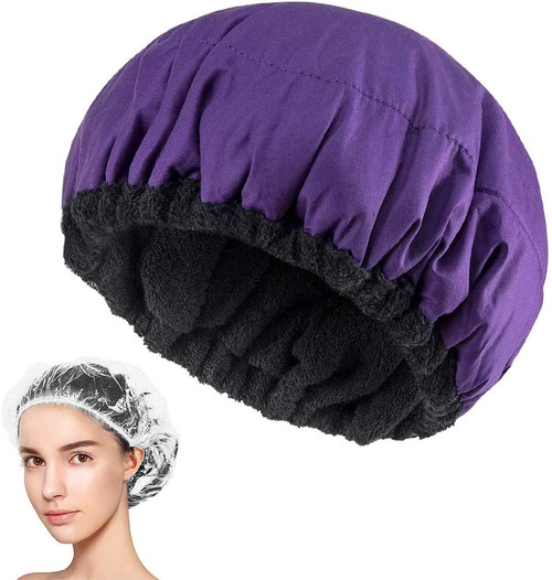 Hair Cap for Deep Conditioning