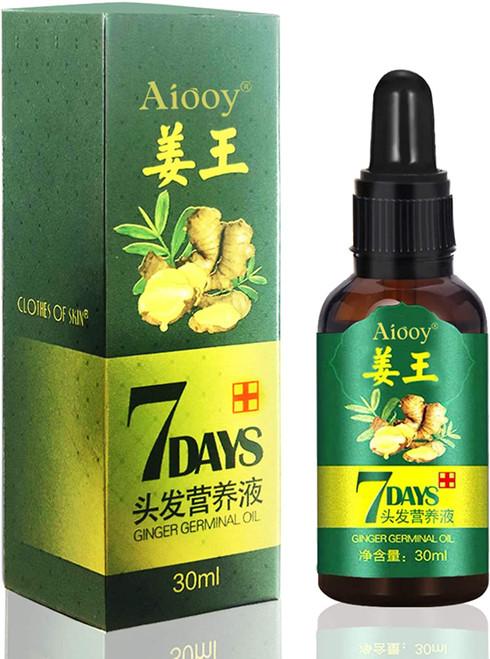 7 Days Hair Growth Serum-30ml