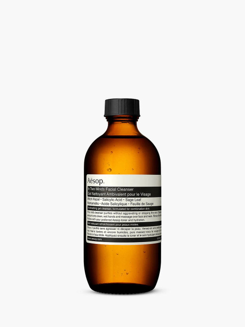 Aesop Facial  In Two Minds Cleanser-200ml