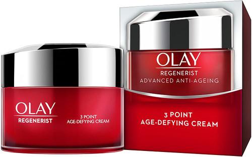 Olay Regenerist 3 Point Firming Anti-Ageing Cream Moisturiser-15 ml