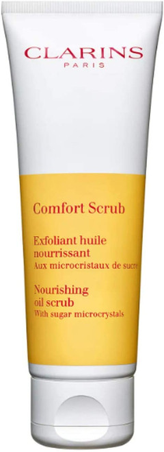 CLARINS Comfort Scrub Nourishing Oil Face Scrub-50 ml