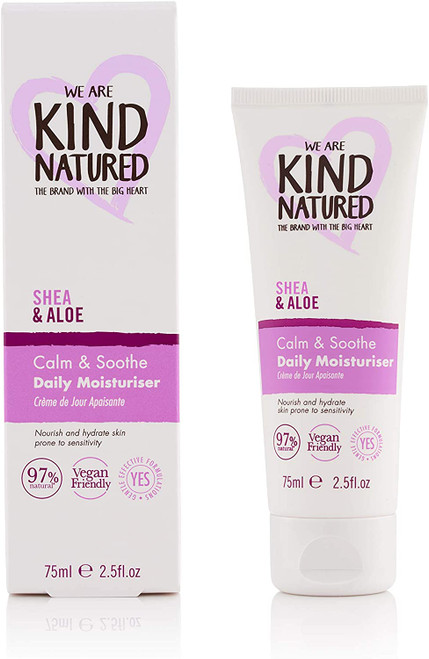 Kind Natured Calming Daily Moisturiser-75 ml