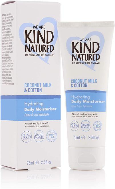 KIND NATURED Hydrating Daily Moisturiser Coconut-75ml
