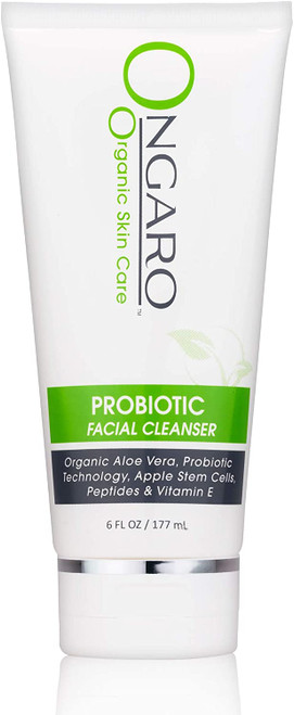 Ongaro Beauty Probiotic Facial Cleanser Face Wash