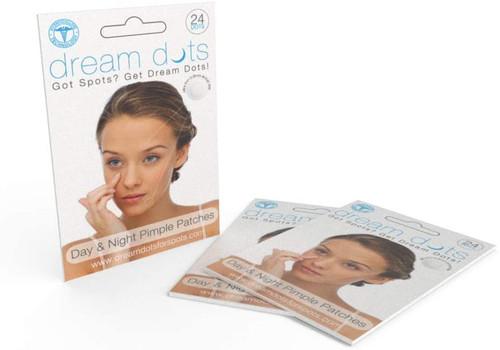 Dream Dots For Spots The Original Acne Pimple Patch-24 count