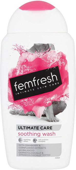 Femfresh Ultimate Care Soothing Wash-250 ml