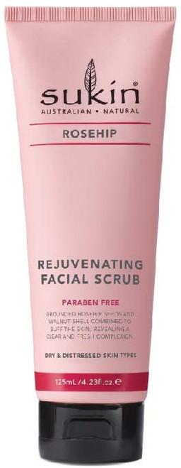 Sukin Rosehip Rejuvenating Facial Scrub-125 ml