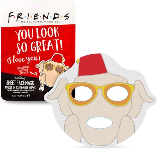 MAD Beauty Warner Friends Turkey Face Mask