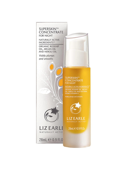 Liz Earle Concentrate for Night Moisturiser Superskin-28ml