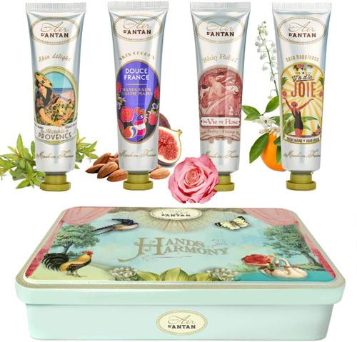 Beauty Present For Women 4 Hand Cream Set