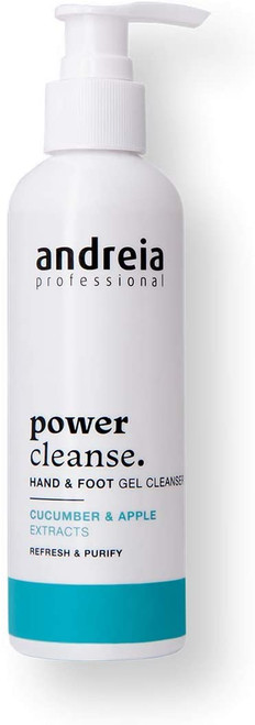 Andreia Professional Hand & Foot Gel Cleanser-200ml