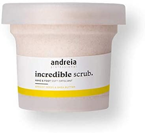 Andreia Professional Hands & Feet Care Incredible Scrub-200g
