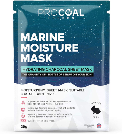 Moisturising Sheet Mask by PROCOAL