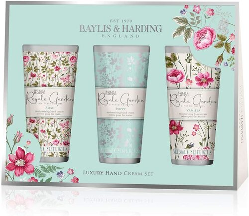 Baylis & Harding Royale Garden Rose Poppy & Vanilla Hand Treats