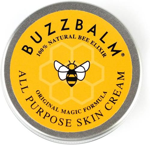 BuzzBalm Natural Dry Skin Moisturiser-50g