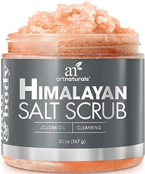 ArtNaturals Himalayan Salt Body Scrub-567g