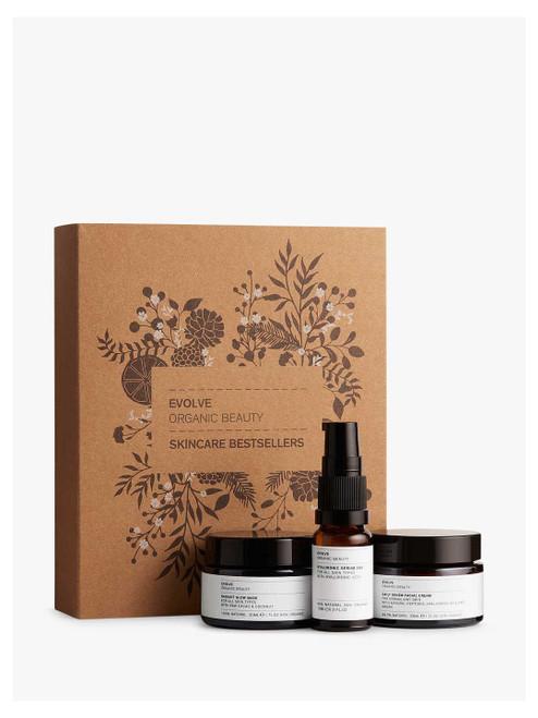 Evolve Organic Beauty Bestsellers Gift Set Skincare