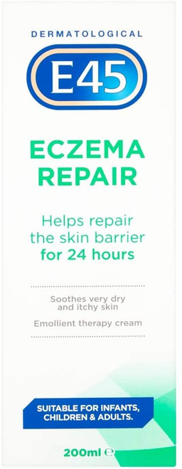 E45 Eczema Repair Cream-200 ml