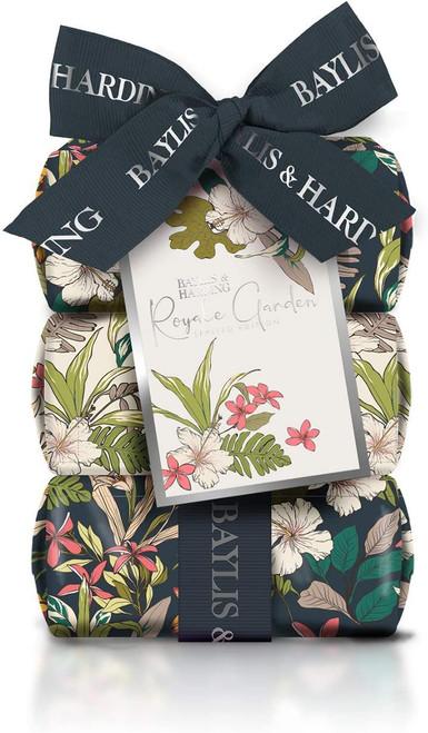 Baylis & Harding Royale Garden Verbena & Chamomile 3 Soap Gift