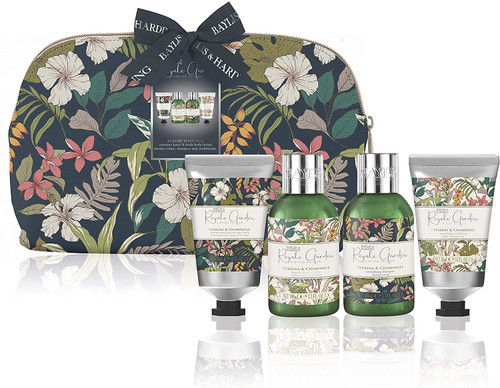 Baylis & Harding Royale Garden Verbena & Chamomile Luxury Toiletry Bag Set