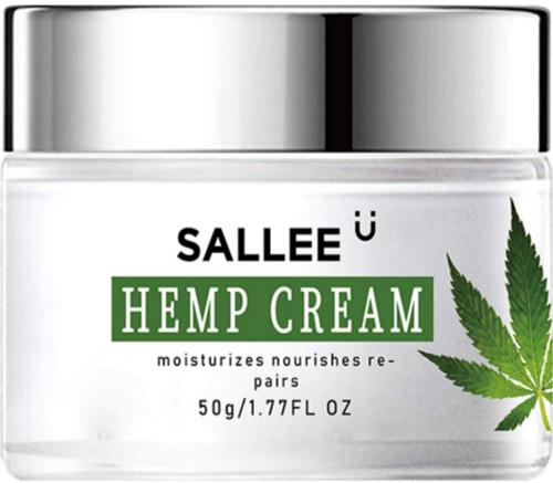 Hemp face Cream Anti - Aging moisturiser