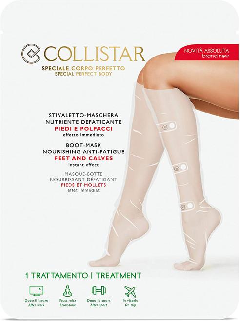 Collistar Nourishing Mask Defaticating Feet And Pulpacs-10 ml