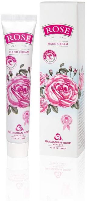 Bulgarian Rose Rose Original Hand Cream-50ml