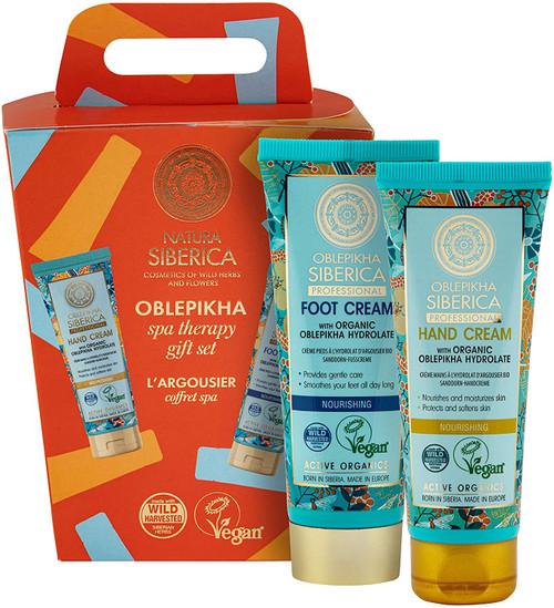 Natura Siberica Oblepikha Spa Therapy Gift Set