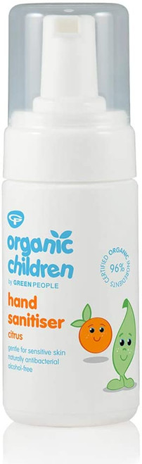 Green People Organic Children Sticky Hand Sanitiser-100ml