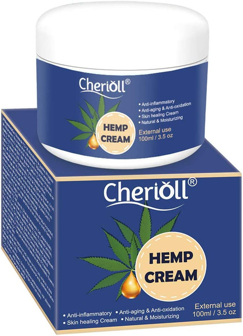 Hemp Cream Hemp Healing Cream Natural Hemp Extract