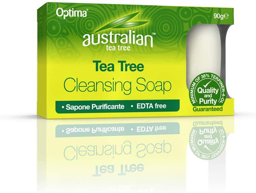 Australian Tea Tree Cleansing Soap-90g