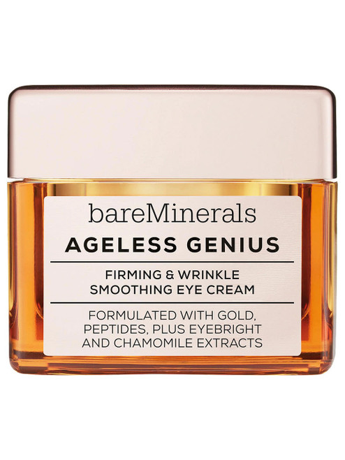 bareMinerals Ageless Wrinkle Smoothing Eye Cream and Genius Firming