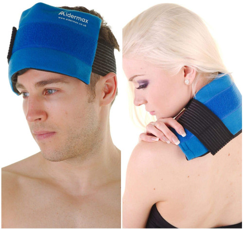 Aidermax Multipurpose Pain and Swelling Relief Hot and Cold Gel Wrap