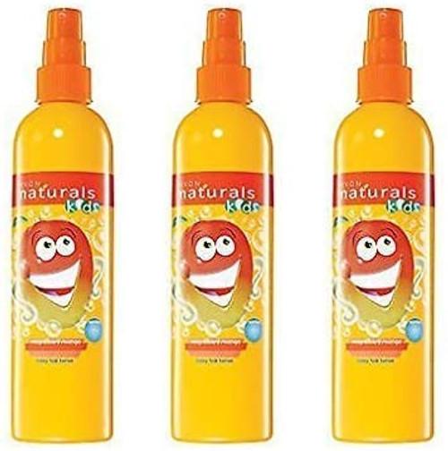 Avon Naturals Kids hair detangling spray-3Pcs