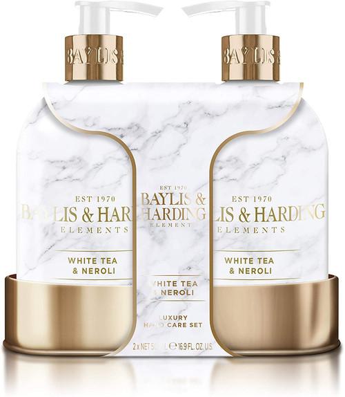 Baylis & Harding Tea and Neroli Hydrating Hand Wash and Lotion Set