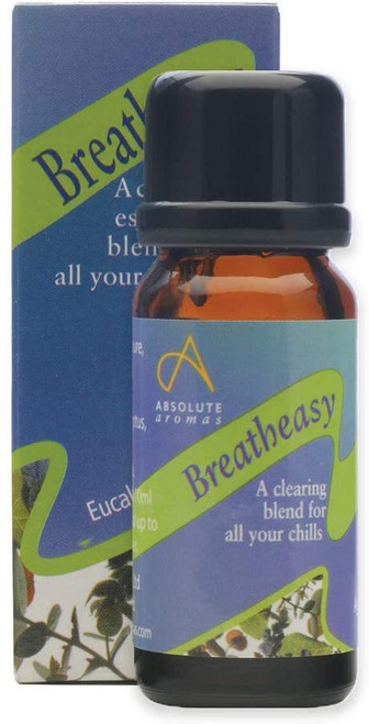 Absolute Aromas Fresh Scent Breatheasy Essential Oil - 10ml