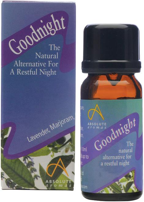 Absolute Aromas Deep Sleep Goodnight Essential Oil - 10ml