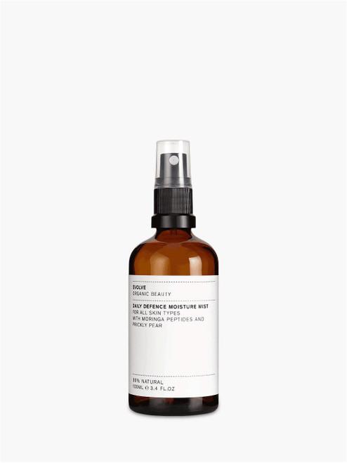 Evolve Organic Beauty  Moisture Daily Defence Mist-100ml