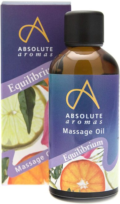 Absolute Aromas Equilibrium Moisturising Body Massage Oil - 100ml