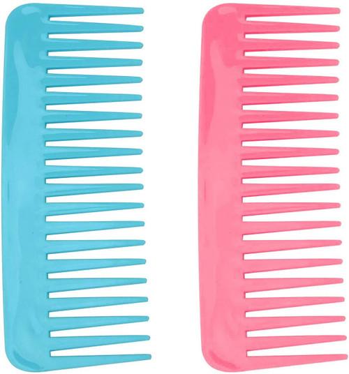 2 pcs Large Hair Detangling Comb