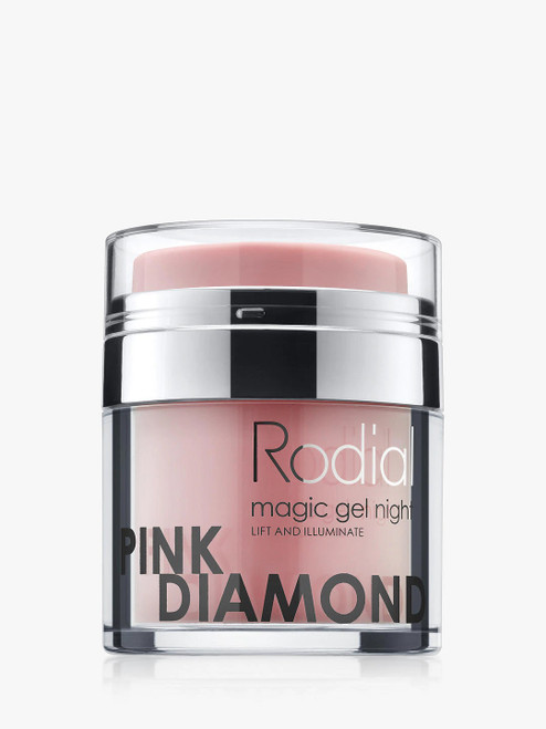 Rodial Pink Magic Gel Diamond Night Moisturiser-50ml
