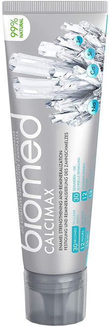Biomed Calcimax Enamel Strengthening Salty Toothpaste - 100 g