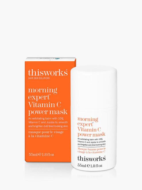 This Works Morning Expert Power Mask  Vitamin C-55ml